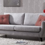 Jasper Large Sofa Steel